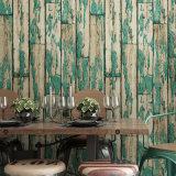 Wallcovering, papel de empapelar del PVC, tela de la pared del PVC, papel pintado moderno del PVC del estilo