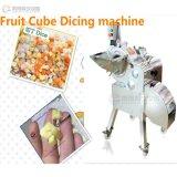 Máquina de corte em cubos da fruta comercial, cortador Dicer do cubo da manga do abacaxi