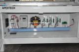 Маршрутизатор CNC цилиндра конструкций деревянной гравировки вершины 1500 с высоким качеством