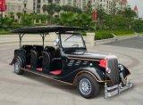 8 [سترس] عربة سوداء كهربائيّة كلاسيكيّة
