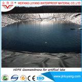 Maunfaturer suministro de membrana impermeable HDPE Geomembrane para Fish Pond Liner