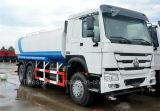Vehículo del aerosol del carro o de agua del tanque de agua de HOWO 6X4 15m3-20m3 con 266HP/290HP/336HP/371HP