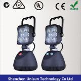 Nachladbares 12V 15W LED im Freien kampierendes Arbeits-Licht