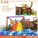 Zonen-weiches Spielplatz-Innengerät des Kindes für Verkauf