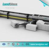 Glace plate continue de Landglass gâchant le four à vendre