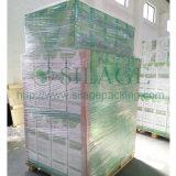 A cor alaranjada, 250mm*25mic*1800m, UE introduz no mercado, cultiva a película do envoltório da ensilagem da proteção da pastagem