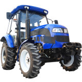 E-MARK Approved 50HP 4WD Farm Tractor con E-MARK Certificates