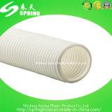 Tubulação de mangueira flexível colorida da sução do PVC