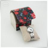Vente en gros verrouillée en cuir de cadre de montre d'unité centrale de qualité pour l'homme