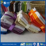 Embalaje Yarn-Dyed de la toalla de té de la cocina del algodón de la armadura de la galleta