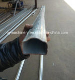 Máquina que graba del hierro del tubo plano del cuadrado del hierro/de la barandilla del hierro labrado que hacen la máquina para decorativo casero