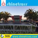 Aluminiummontage-Stadium
