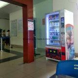 Máquina automática de venta combinada con pantalla LCD
