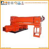 Chaîne de production automatique de brique machine de fabrication de brique d'argile à échelle réduite