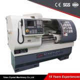 Горизонтальная машина Ck6136 Lathe CNC высокой точности