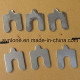 Acciaio su ordine di placcatura dello zinco che timbra le parti