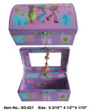 Boîte de bijoux musicale (SG-621)