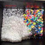 Vsee RGBプラスチックリサイクル機械分離器によって押しつぶされるプラスチックカラー選別機