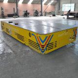Carrete del surco de la V-Cubierta que maneja el carro sin rieles de los transportadores