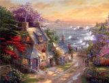 Peinture à l'huile de paysage - 04