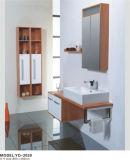Spezielle entworfene Furnier-Blattbad-Eitelkeit (YQ-2039)