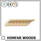 moldeado anhelado madera antigua de la corona de 15*100m m que moldea
