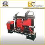 De halfautomatische Ronde Machine van het Lassen voor Cilindrisch Werkstuk