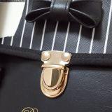 トンコワンの供給安い袋のアクセサリの金属のランドセルロック
