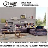 Sofà sezionale di disegno moderno con il tessuto di alta qualità per il salone Furniture-G7607A
