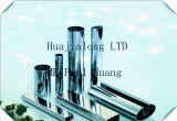 Acero inoxidable de soldadura de tuberías de acero inoxidable perfil de tubo de acero inoxidable