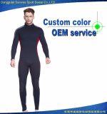 De Kwaliteitsbeheersing houdt het Warme Neopreen Swimwear van 3mm voor Mensen