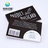 Kundenspezifische Drucken-Postkarte