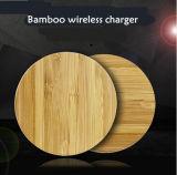 Milieu Houten het Laden van de Lader van het Bamboe Draadloze Zender