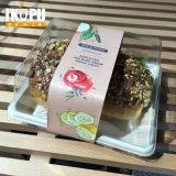 100% 생물 분해성 사탕수수 찌지 음식 상자