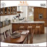 Mobília completa do gabinete de cozinha da culinária da cozinha de Canadá do projeto de construção