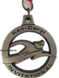 Medaglia di sfida per Ken-Caryl, di invito con il nastro blu