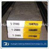 DIN1.2080, D3, Cr12 Staal van het Hulpmiddel van het Werk van de Matrijs van het Hulpmiddel van de Vorm het Koude