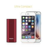 Slim Mini 6400mAh Mobile Power Bank for Travel