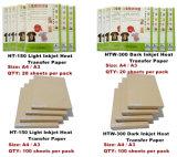 Корка светлой бумаги переноса Inkjet (холодная/горячая)
