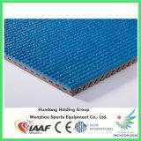 Iaaf аттестовало полуфабрикат резиновый идущий след для 400 стандартного метров поля спортов