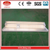 Панель или плакирование/здание Constructi/алюминиевая панель PE PVDF твердые алюминиевые ненесущей стены