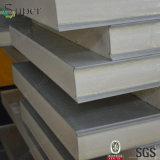 Pannello a sandwich dell'unità di elaborazione per il tetto e la parete d'acciaio standard della costruzione del magazzino