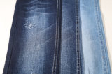 Blue Cotton Stretch Twill Denim Fabric10.6oz