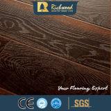 Geprägter schalldämpfender lamellenförmig angeordneter Fußboden E1 der Werbungs-12.3mm AC3
