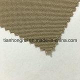 Tela ignífuga durable 100% del algodón del Manufactory de China para la ropa