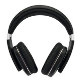 Hi-Fi беспроволочное Bluetooth V4.0 Tereo на наушниках уха с Mic - серебром