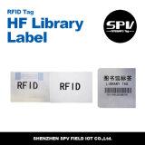 カスタマイズされたロゴの外国人H4 UHFライブラリ札