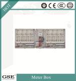 Верхний распределительный шкаф качества / блок электросчетчика / панель управления
