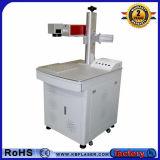 널리 금속 /ABS Pec PVC에 섬유 Laser 표하기 기계를 쓰십시오