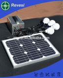 Luz de rua solar do diodo emissor de luz do tempo longo para o armazenamento com bateria de lítio